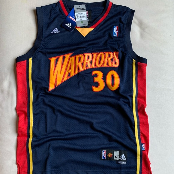 "online retailer 2b067 6f9bc Retro Warriors Jersey ""We Believe"" NWT"